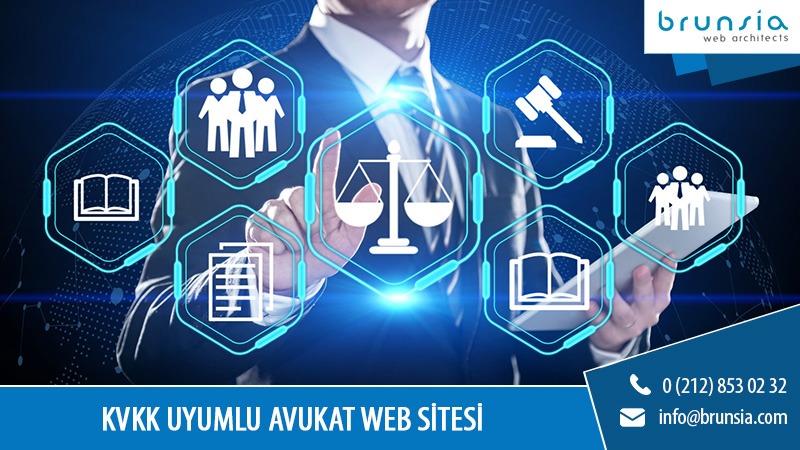 kvkk-uyumlu-avukat-web-sitesi