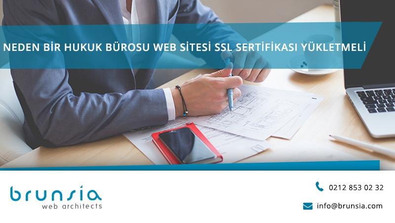 Neden Bir Hukuk Bürosu Web Sitesi SSL Sertifikası Yükletmeli
